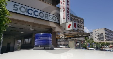 Messina – Incidente mortale in via Bonino, perde la vita 20enne