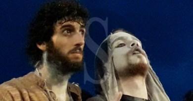 """Teatro. Lo spettacolo """"Judas. The guess"""" in scena a Tindari e Selinunte"""