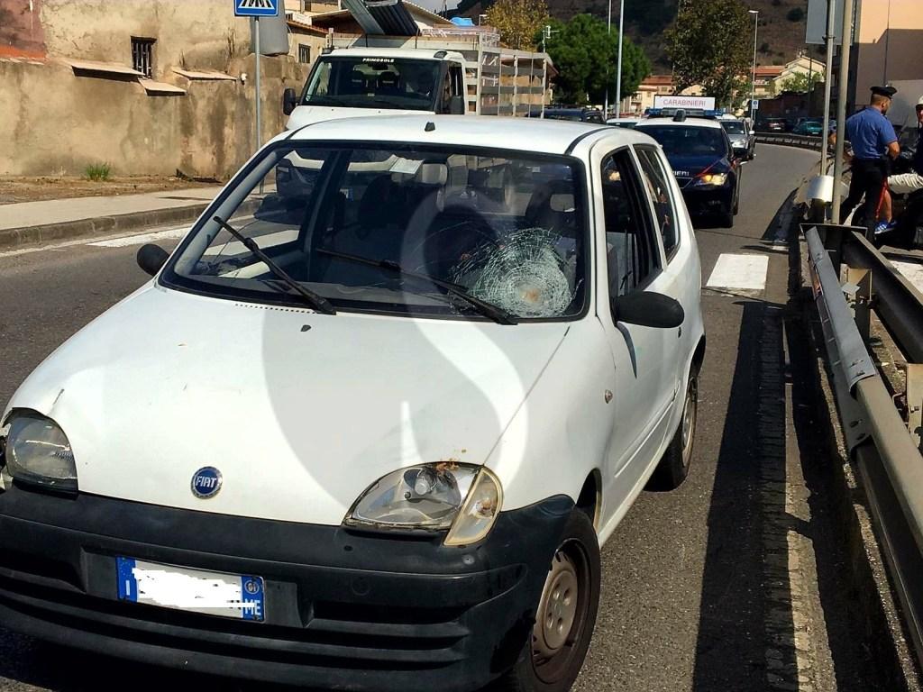 Cronaca. Messina, auto investe anziana in viale Gazzi: 91enne in prognosi riservata