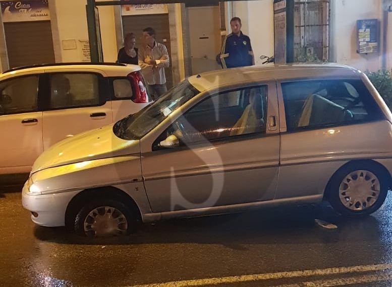 Cronaca. Messina, arrivano le prime piogge autunnali: città allagata e allerta meteo