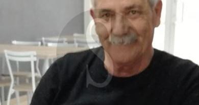 Barcellona PG, trovato in una scarpata il cadavere del 68enne scomparso il 3 novembre scorso