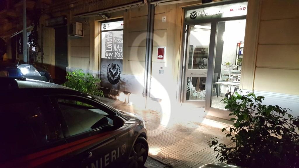 Cronaca. Notte di furti a Messina, ladri in azione in via Santa Maria Alemanna