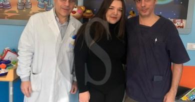 Attualità. Messina, Oriana Piccirillo dona nuovi giochi ai bimbi ricoverati al Policlinico