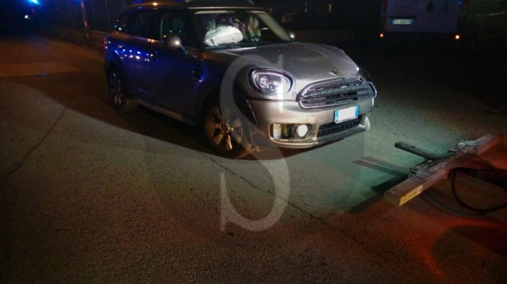 Cronaca. Barcellona PG, violento scontro tra auto a Sant'Andrea: due feriti