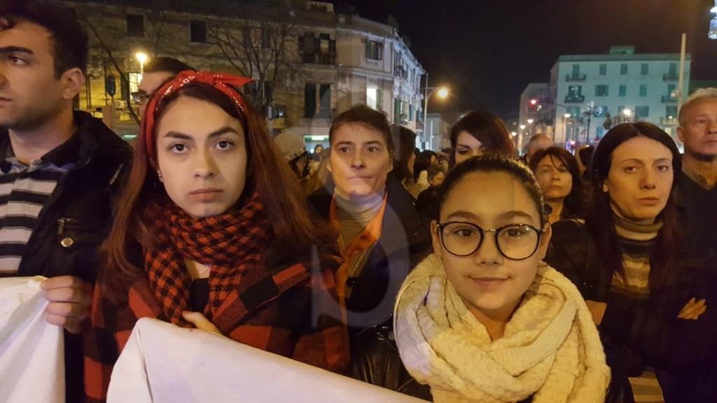 Cronaca. In tanti a Messina sono scesi in piazza per dire No alla violenza sulle donne in ricordo di Alessandra Musarra