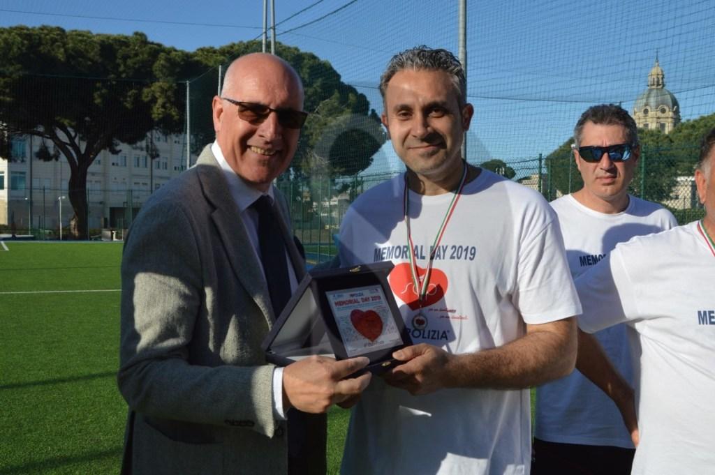 Memorial Day SAP Messina: la squadra Legalità vince il torneo