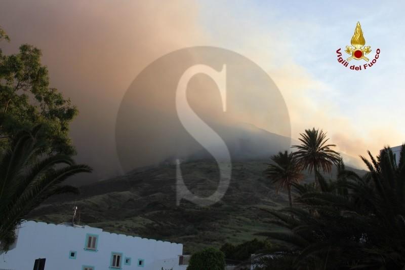 L'esplosione dello Stromboli fa una vittima: un 35enne di Milazzo ha perso la vita