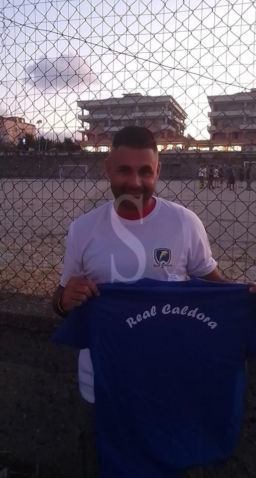 Una nuova società di calcio a Barcellona PG: nasce la squadra del Real Caldora