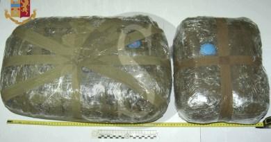 Spaccio di droga a Messina, in auto oltre 2 kg di marijuana: arrestati due pusher incastrati dalle regole anti-Covid