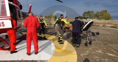 Vigili del Fuoco salvano turista maltese caduto in un burrone a Pizzo Cavallo