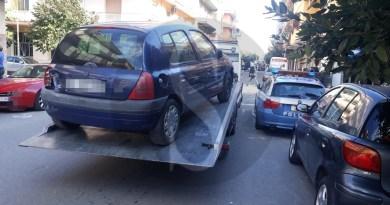 Barcellona PG, auto senza assicurazione: Polstrada sequestra 10 mezzi