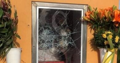 Milazzo, atto vandalico sull'icona della Madonna del Tindari a Ponente