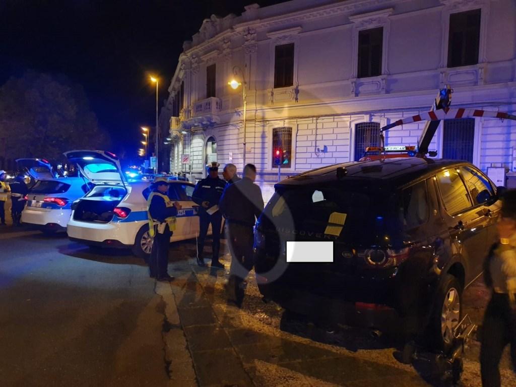 Prostituzione, abusivismo e movida: notte di fuoco a Messina
