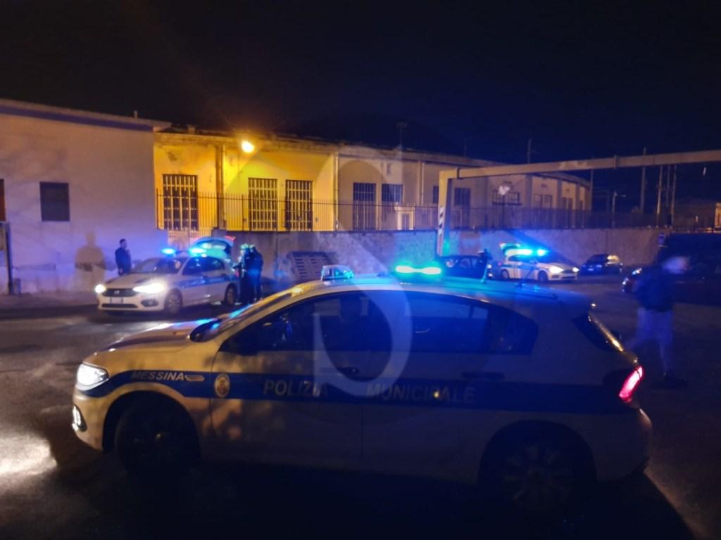 Movida a Messina: notte di controlli della Polizia Municipale