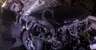 Milazzo, grave incidente stradale vicino ai caselli autostradali: feriti e traffico in tilt
