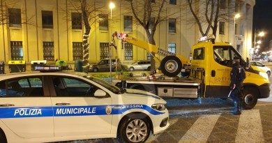 Messina, movida senza freni e controllo del territorio: pioggia di multe e sequestri