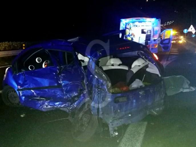 Schianto mortale sull'autostrada A18, perde la vita un pensionato messinese