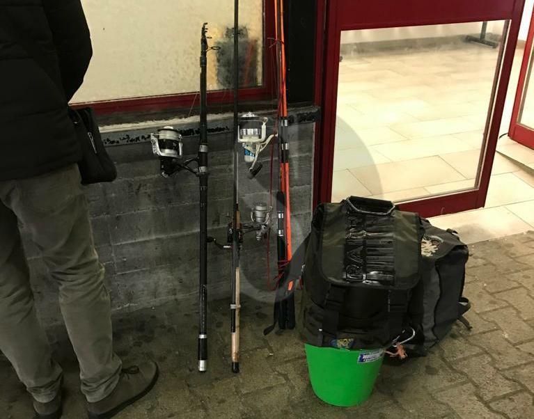 Coronavirus, vanno a pesca nonostante i divieti: 450 euro di multa a due pescatori dilettanti