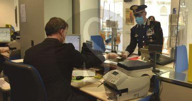 Messina, Carabinieri e Poste contro il Coronavirus: scatta la consegna delle pensioni a domicilio