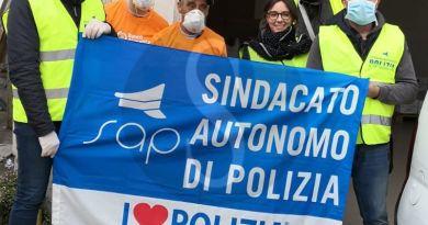 Emergenza coronavirus, il SAP di Messina dona le mascherine ai propri iscritti