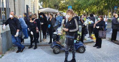 Messina, riaprono i cimiteri: Gran Camposanto preso d'assalto
