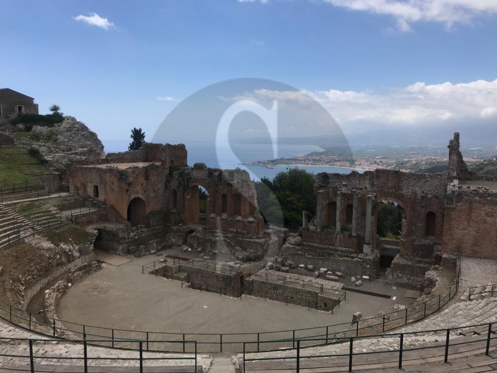 Sicilia e misure anti-COVID, slitta l'apertura del Parco Archeologico Naxos Taormina