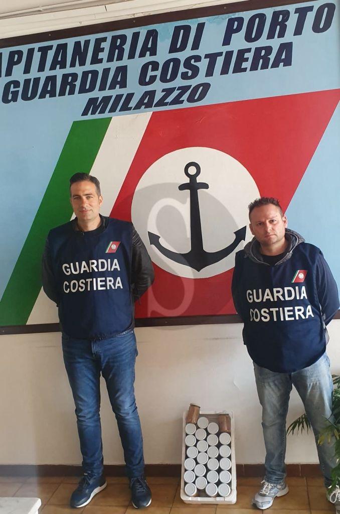 Milazzo, sequestrati dalla Guardia costiera 200 kg di tonno rosso