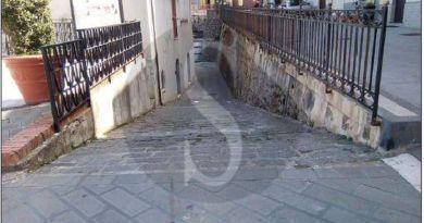 Dissesto idrogeologico a Castroreale, messa in sicurezza per la frazione di Bafia