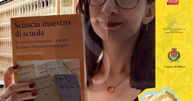 """Torna su Fb """"Sicilia Mater"""", protagonisti Sciascia e Francesca Morvillo"""