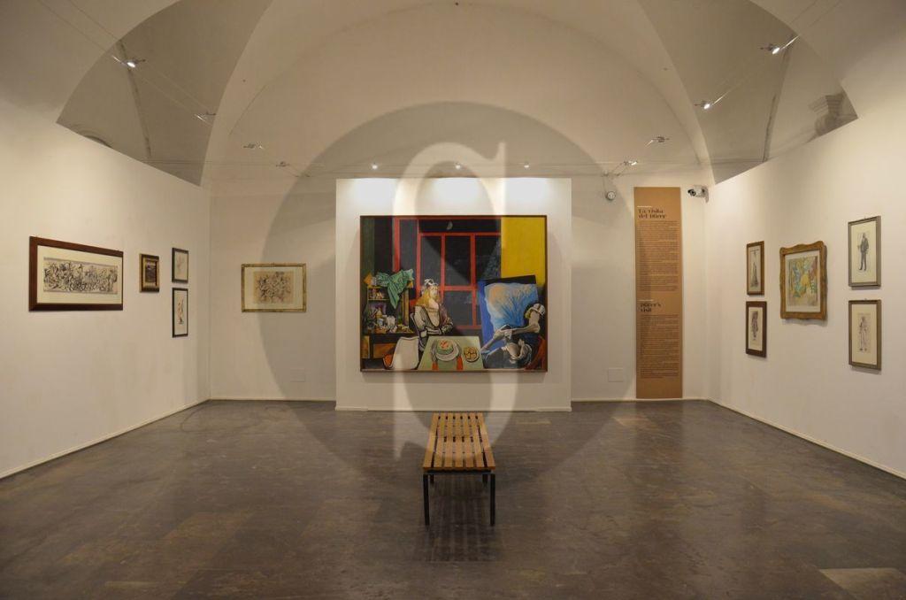 Noto città d'Arte, il Museo civico apre le porte al grande maestro Renato Guttuso