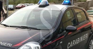 Viola gli arresti domiciliari, in carcere 28enne barcellonese