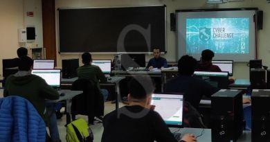 Sicurezza informatica, attacco e difesa: UniCt concorre al Cyberchallange nazionale