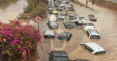 """La Sicilia vittima degli eventi meteorologici, Barbagallo (USB): """"È la terra dei disastri annunciati"""""""