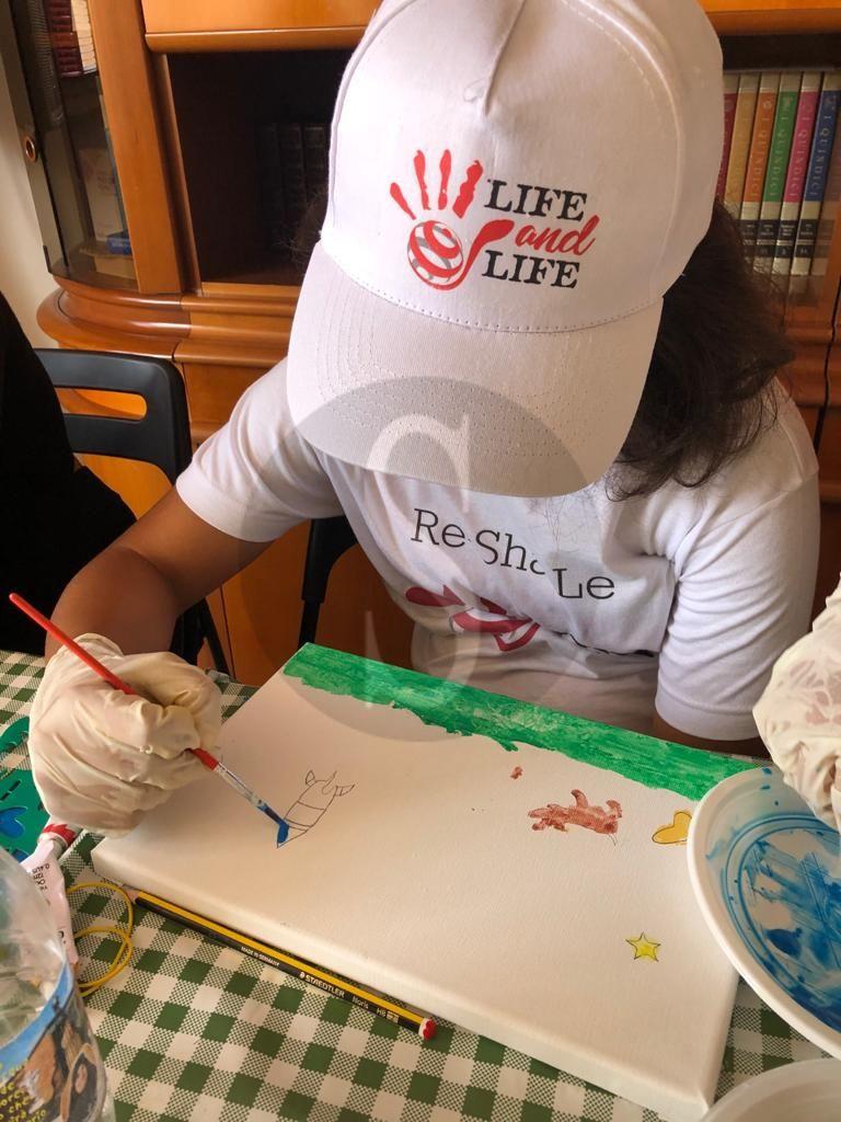 """Palermo, stop alla dispersione scolastica: successo per """"Re-Sha-Le"""" della LIFE and LIFE"""