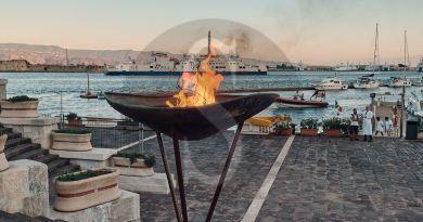 Messina, celebrazione in grande stile per il 60° anniversario del passaggio della Fiamma Olimpica