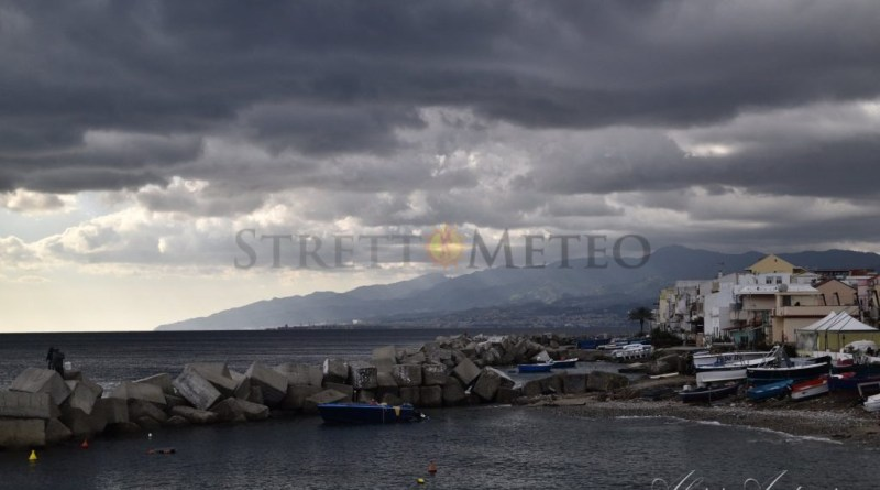 Martedì una perturbazione atlantica anche per il Sud e la Sicilia.
