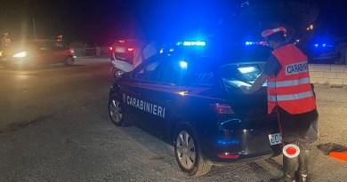 Barcellona PG, movida ed emergenza coronavirus: controlli a tappeto dei Carabinieri