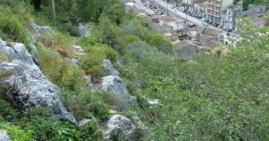 Dissesto idrogeologico, appalto da oltre un milione per consolidare la collina Giacanta a Modica