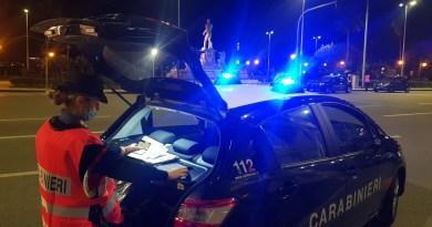 Messina, controlli straordinari dei Carabinieri in città: un arresto e una denuncia, sequestrata anche droga