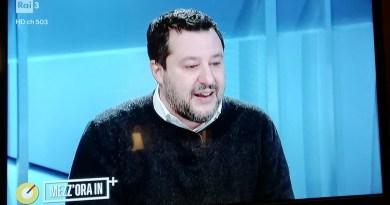 """Ponte sullo Stretto, Salvini: """"L'acciaio dell'ILVA per costruirlo e creare migliaia di posti di lavoro"""""""
