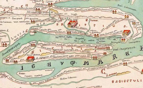 Il Portus Tragecynus di Messina primo hub dei trasporti della storia gestito da una donna