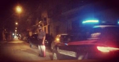 Barcellona PG – Colpi d'arma da fuoco contro una Fiat Punto lungo la strada Statale Sant'Antonino