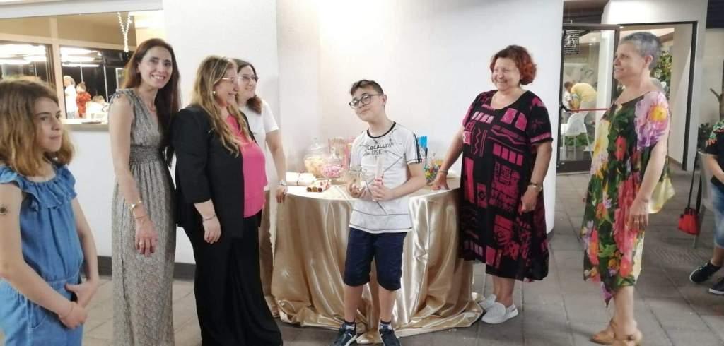 Barcellona PG – Cena e saluti di fine anno scolastico per la classe quinta del Maiorana