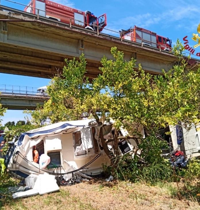 Incidente mortale in autostrada nelle vicinanze di Pace del Mela