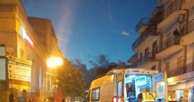 Barcellona PG – Straniero investito da un'auto in via Roma