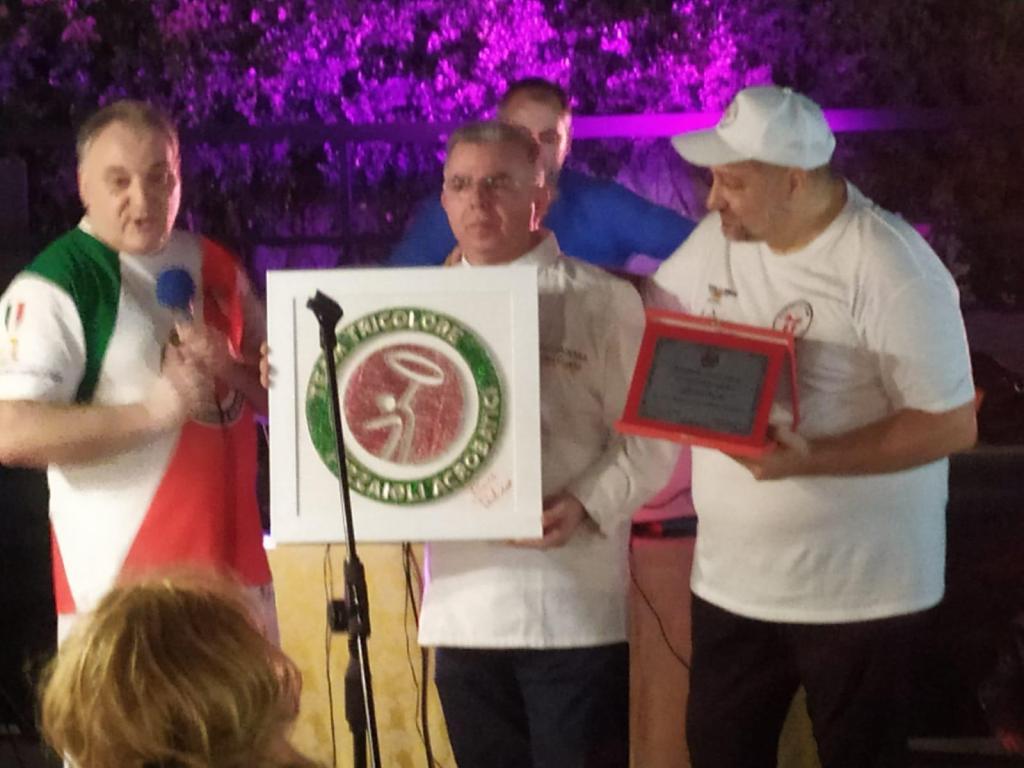 Merì, prestigioso riconoscimento per Salvatore Bucolo: entra nel Team Tricolore Pizzaioli Acrobatici