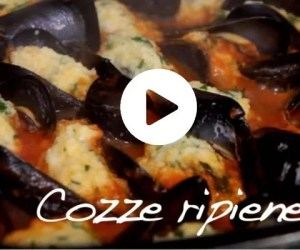 cozze siciliane