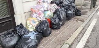 rifiuti - abbandono - agrigento
