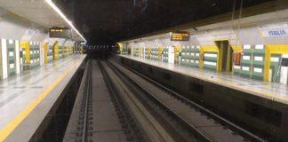 metropolitana - aeroporto - ue - catania