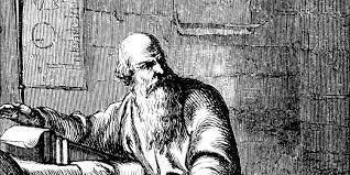 In at least two significant periods, artists and scientists played a leading role in the long eventful history of Sicily. The outstanding figure was Archimedes, born in Syracuse in 287 BC and on intimate terms with the ruler Hieron II. Thanks to the ingenious machines of war he invented, the city was able to resist Roman siege for three years